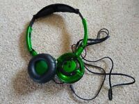 Skull Candy Low Rider Over Ear Headphones
