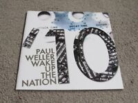 Paul Weller 'Wake Up The Nation' Tour Programme