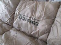 Beige Pro action Double sleeping bag