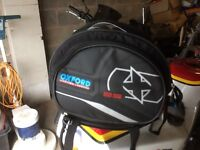 Oxford tail bag