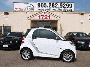 2014 smart fortwo electric drive Fully Electric, Glass Roof, WE