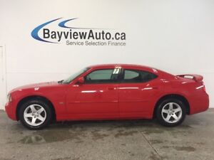 2010 Dodge CHARGER SXT- 3.5L|ALLOYS|LEATHER|CRUISE|LOW KM'S!