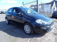 2011(60)reg Fiat Punto EVO 1 Owner excellent car £2495 NOW ONLY £1995