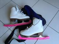 Ladies ice skates size 5