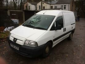 PEUGEOT EXPERT 1.9 HDI*****LOTS OF NEW PARTS*****