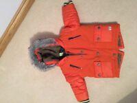 Next Baby Boy Parka Jacket