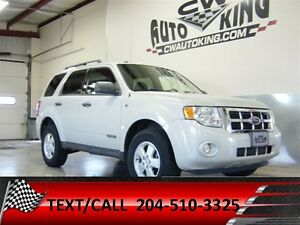 2008 Ford Escape XLT / Loaded / All Wheel Drive / Financing