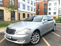 2009 MERCEDES S 320CDI AUTO LONG FULLY LOADED HPI CLEAR PX WELCOME AUDI BMW MERC VW