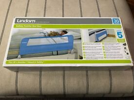 Lindam Safety Toddler Bed Rail - brand new in sealed box