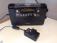 Roberts Ecologic 3 DAB/FM portable digital radio - perfect working order