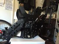 Tarion steadicam with Vest and carry case
