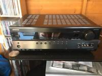 Onkyo AV receiver and Tannoy subwoofer