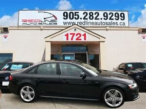 2015 Audi S4 3.0T Progressiv plus, WE APPROVE ALL CREDIT