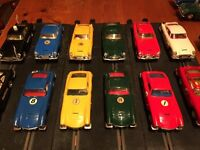1960s Scalextric Wanted - Cars, Track, Accessories. Good prices paid- experienced dealer & collector