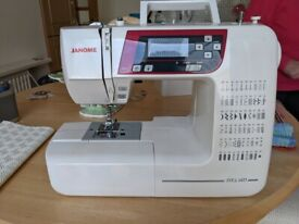 Janome Sewing Machine DXL 603
