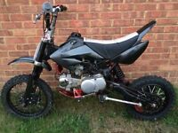 140cc stomp pit bike/ pitbike/ dirt bike/ scrambler/ ktm/ demon x/ thumpstar