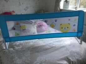 Child's brand new bed guard for single bed