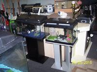 fish tanks various sizes