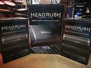 Headrush Powered Guitar Cabinet FRFR-108 - FRFR-112