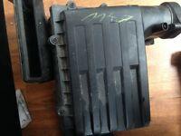 VW GOLF R MK 7 AIR FILTER BOX 2.0T 5Q0 129 607 AG