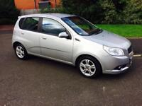 AUTOMATIC+AVEO 1.4 LT 5 DOOR+LONG MOT+F/S/H