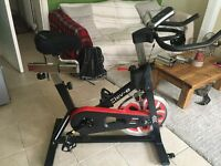 Indoor exercise bike. Excellent condition. Only two month of use.