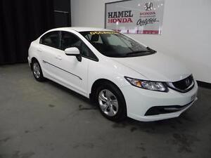 2014 Honda Civic LX AUTOMATIQUE
