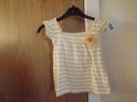 Girls Mothercare Top Age 2-3