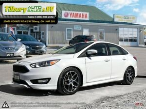 2016 Ford Focus SE. *Heated seats. Bluetooth. Back up Cam*