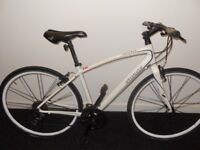 Specialized Sirrus sport hybrid road bicycle(excellent condition)