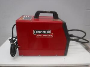 Lincoln Weld-Pak 100 Arc Welder w/ Wire Feeder - We Buy and Sell Contractor Tools - 105774 - CH326405