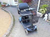 Hevy Duty car boot mobility scooter