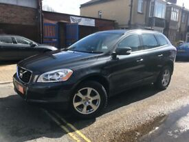 2012 Volvo XC60 D3 AWD 4x4 SUV, Automatic, Alloys, Leather, Power Boot, Free Warranty, Finance