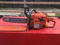 husqvarna 435 x torq chainsaw