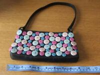 Tula T2 Radley Small Leather Handbag With Ons Decoration