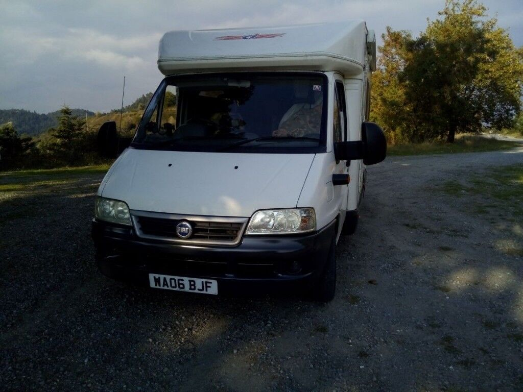 2006 CI CARIOCA 644 FIAT DUCATO 2.3 JTD MANUAL REDUCED BY £1000.00