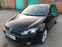 10 REG Volkswagen Golf GT Tdi 2.0 tdi - Full Comprehensive Service History - MINT CONDITION