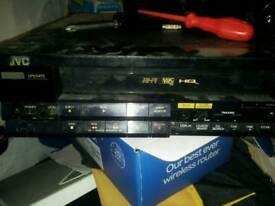JVC VCR HR,SPARES / REPAIR