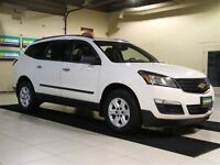 2015 Chevrolet Traverse LS AWD A/C 8 PASSAGERS