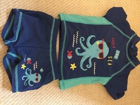 Baby Boy (3-6month) swimming outfit