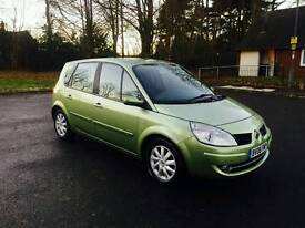 Renault Scenic 2.0dci 6 gears 08 plate