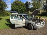 Volvo v70 with tow bar will consider px or swap