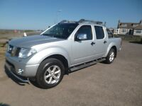 2008 Nissan Navara 2.5dCi Outlaw Double Cab Pick-Up