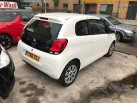 2016 Citroen c1 feel 3 doors 1.0 with 6700 miles only multimedia free road tax