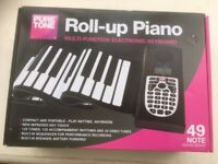 Roll-Up Piano by Pure Tone
