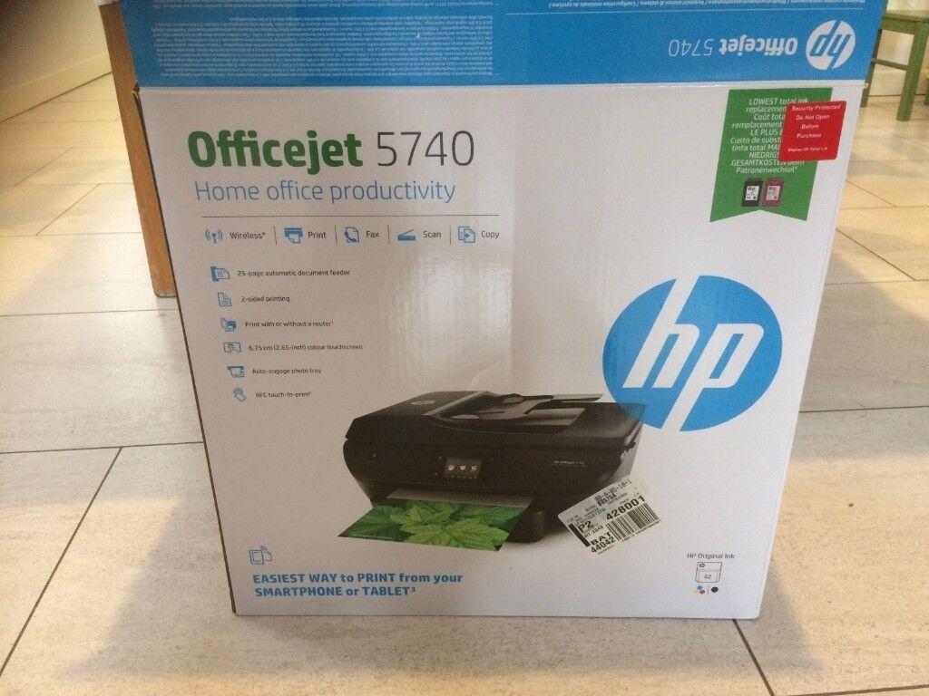HP Officejet 5740   in Hythe, Kent   Gumtree