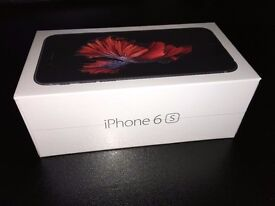 Iphone 6S for sale 64 gb memory Brand new boxed and sealed