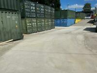 To Rent   Container Self Storage   Container Workshop   Container Office   Open Storage   Land