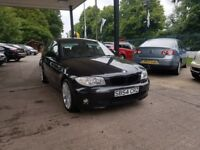 BMW 1 Series 1.6 116i Sport 5dr Low milage small engine best for first car. CARD PAYMENTS,FAINANCE,