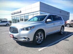 2015 Infiniti QX60 Premium Plus & Theater Pkg